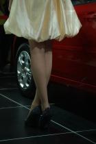 莲花展台4号模特