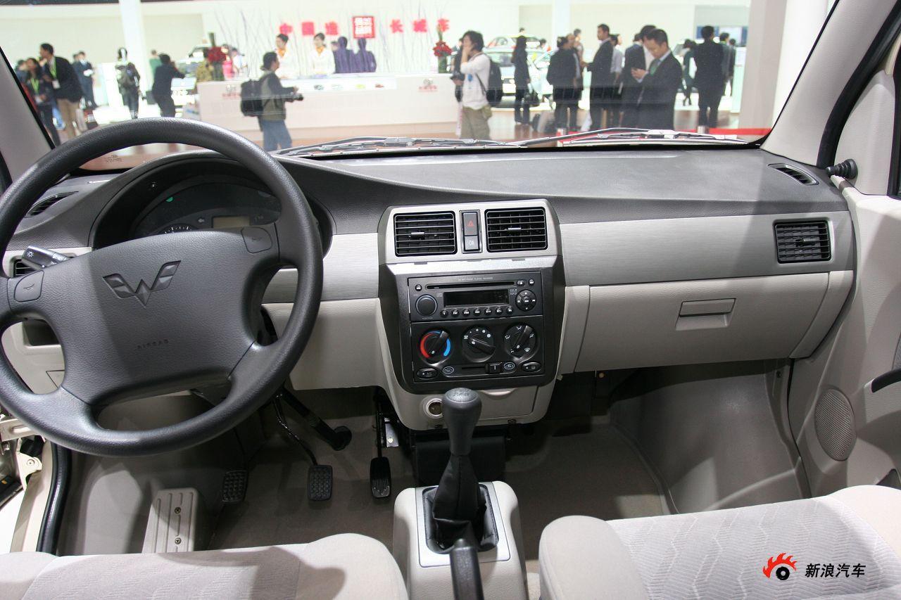 2011款五菱荣光 1.2L豪华型