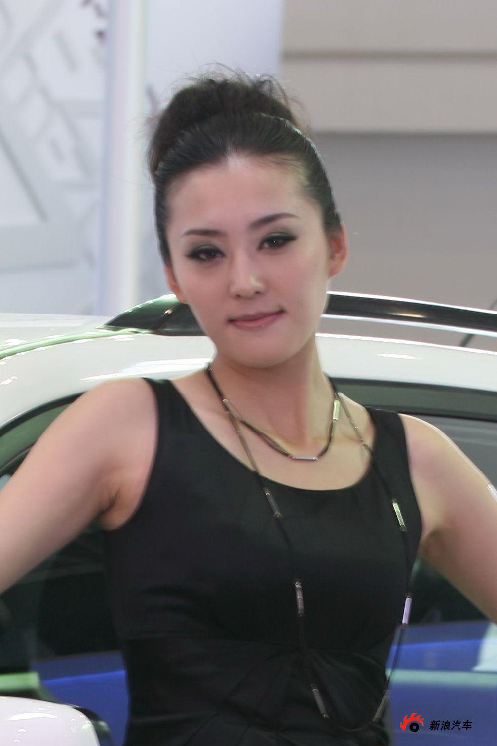 永源展台4号模特