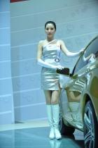 东南展台3号模特
