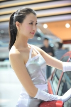 东南展台4号模特