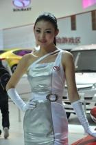 东南展台7号模特