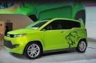 EV纯电动概念车(E-COO)