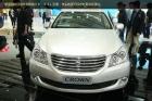 北京车展释车图酷:新皇冠