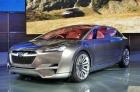 斯巴鲁hybrid tourer概念车