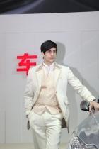 长城展台7号模特