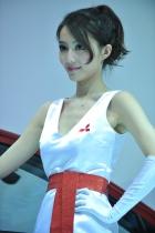 东南展台2号模特
