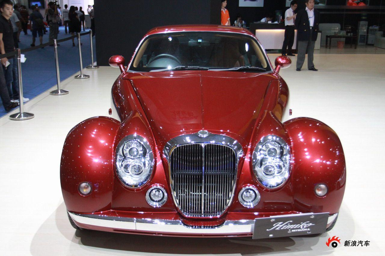 2010成都车展 光冈展台热点车型推荐