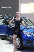 2010成都车展模特靓照