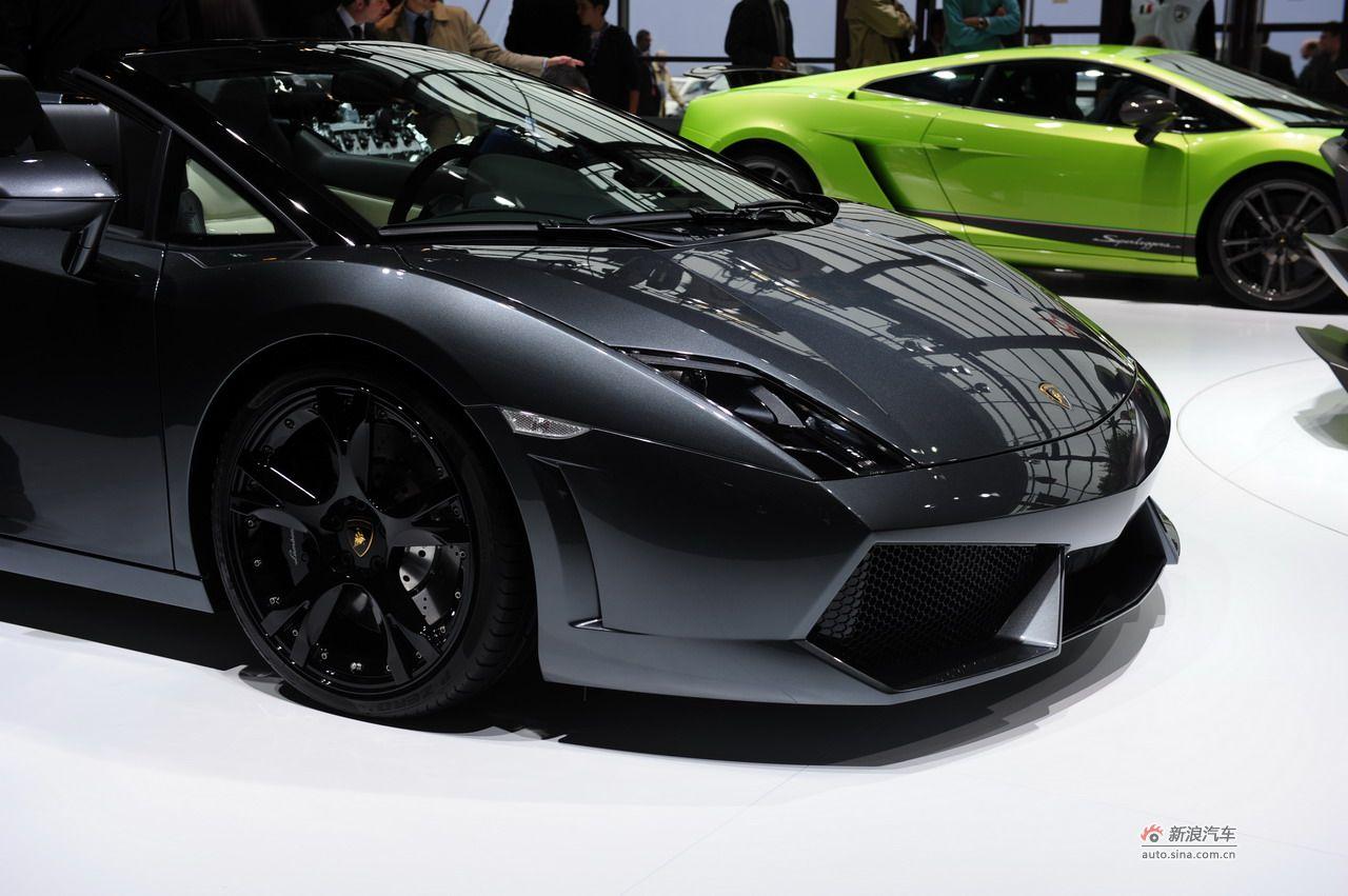 兰博基尼第六元素概念车   世界名牌车的所属国家,比例:兰高清图片
