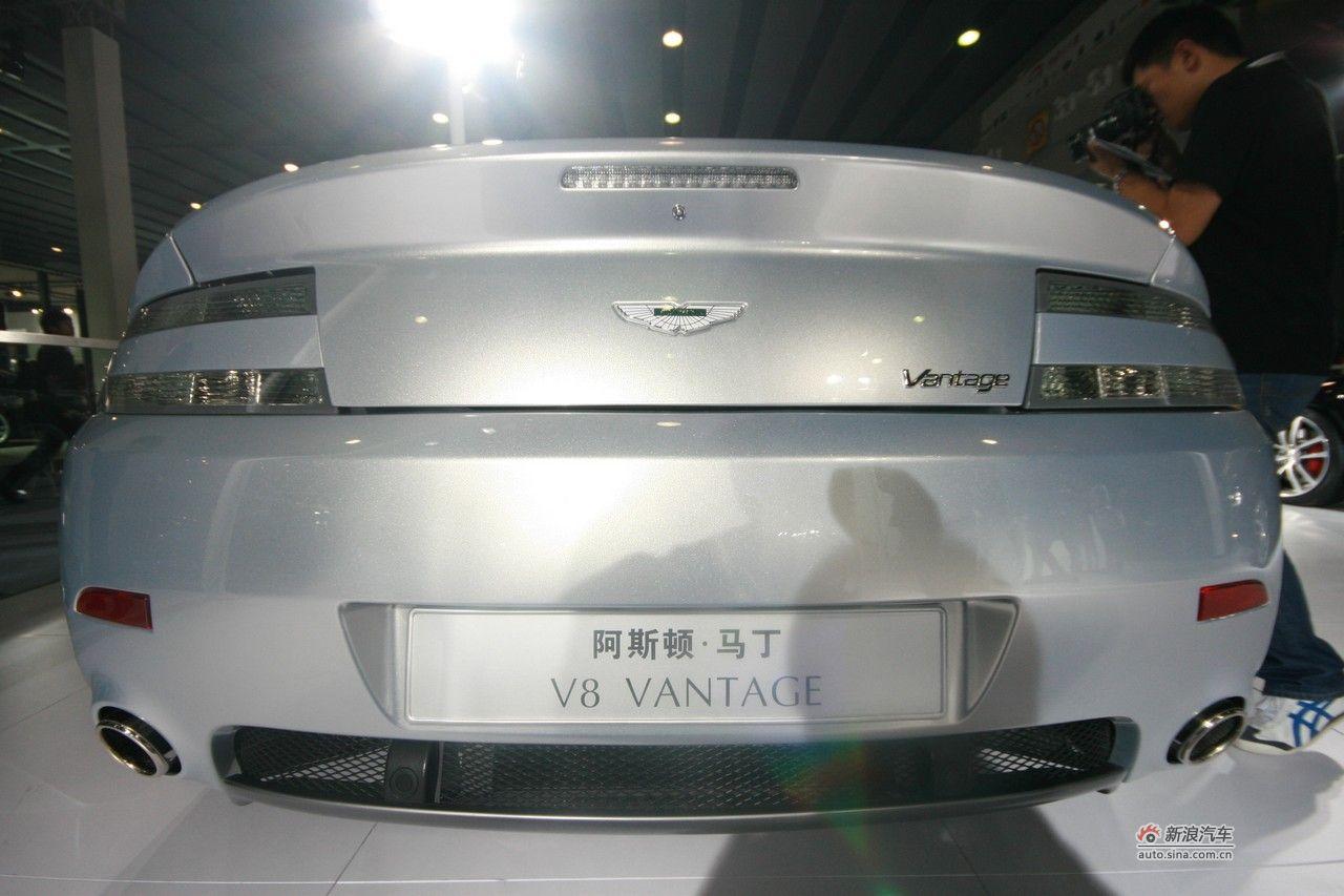 阿斯顿-马丁V8