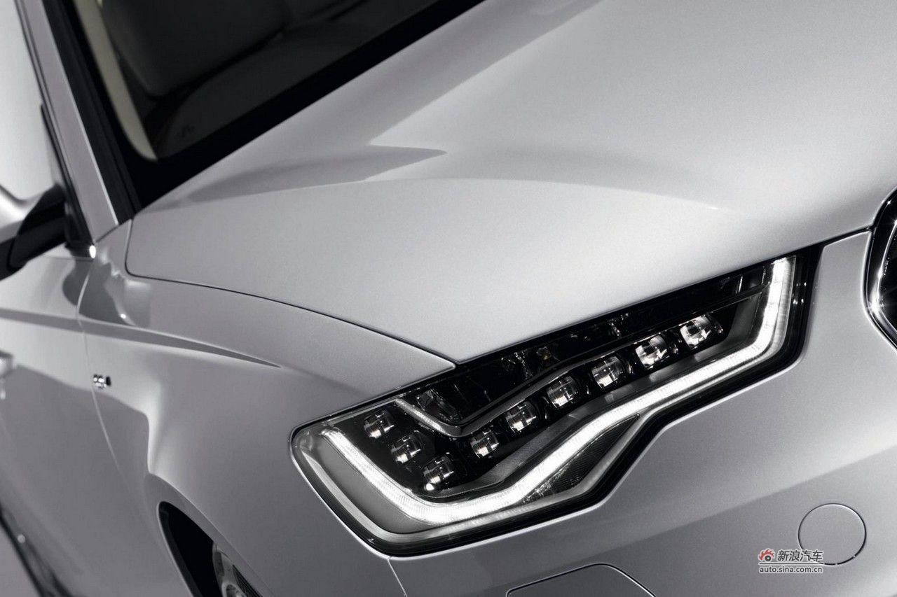 2011款奥迪A6 Hybrid高清图片