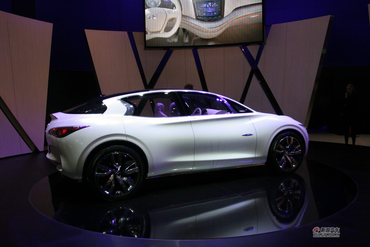 英菲尼迪 概念车 英菲尼迪 概念车图片 汽车图高清图片