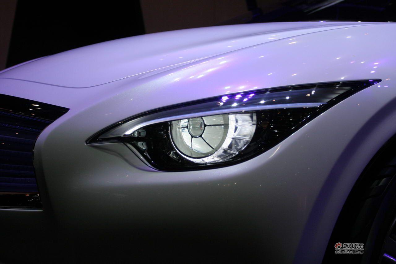英菲尼迪 概念车 英菲尼迪 概念车图片 汽车图