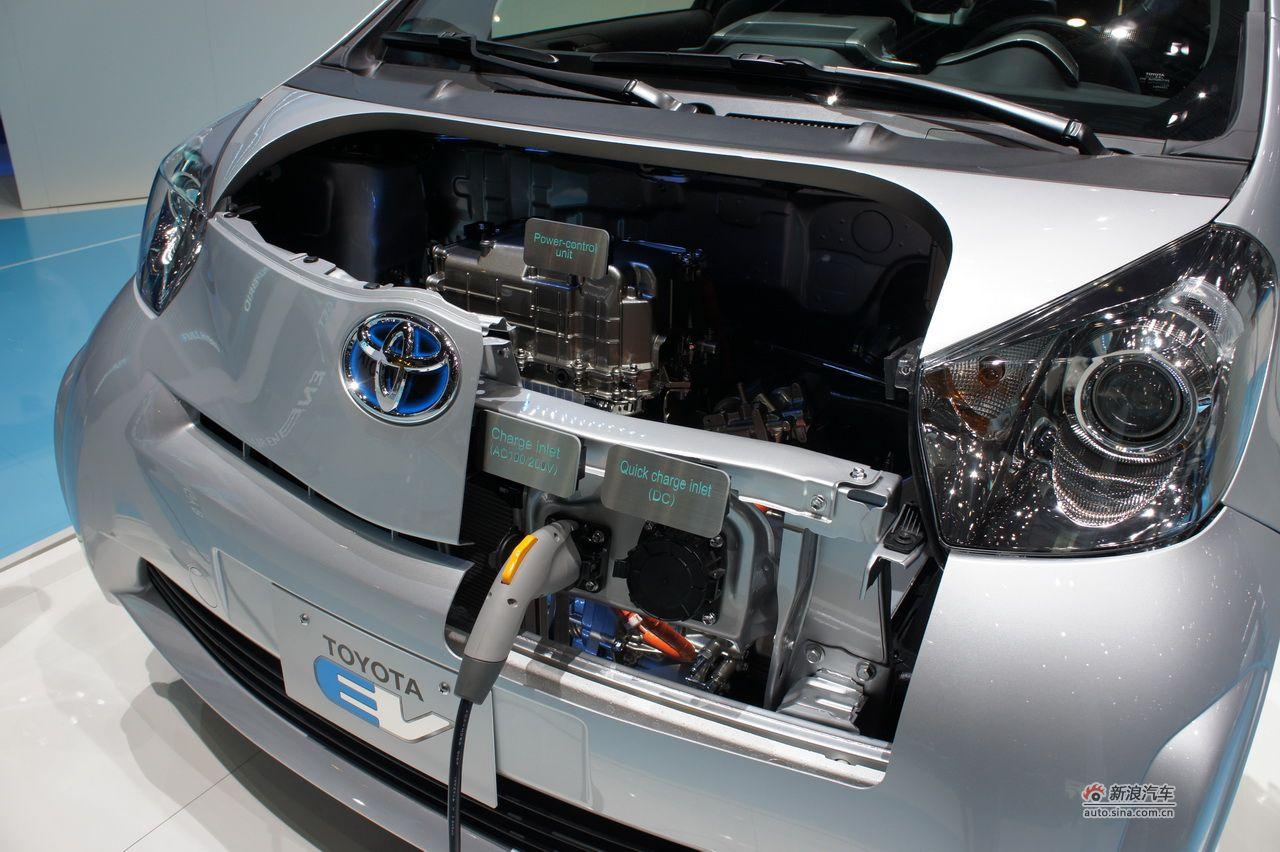 丰田所有柴油汽油车均有混动型与插电型高清图片