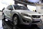 沃尔沃C30纯电动车