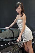 莲花汽车2号模特