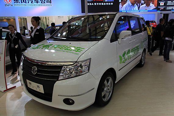 东风汽车将携手瑞典国能造电动车