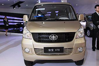 2011款佳宝V70 1.3手动豪华型
