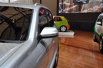 2011款众泰T200概念车