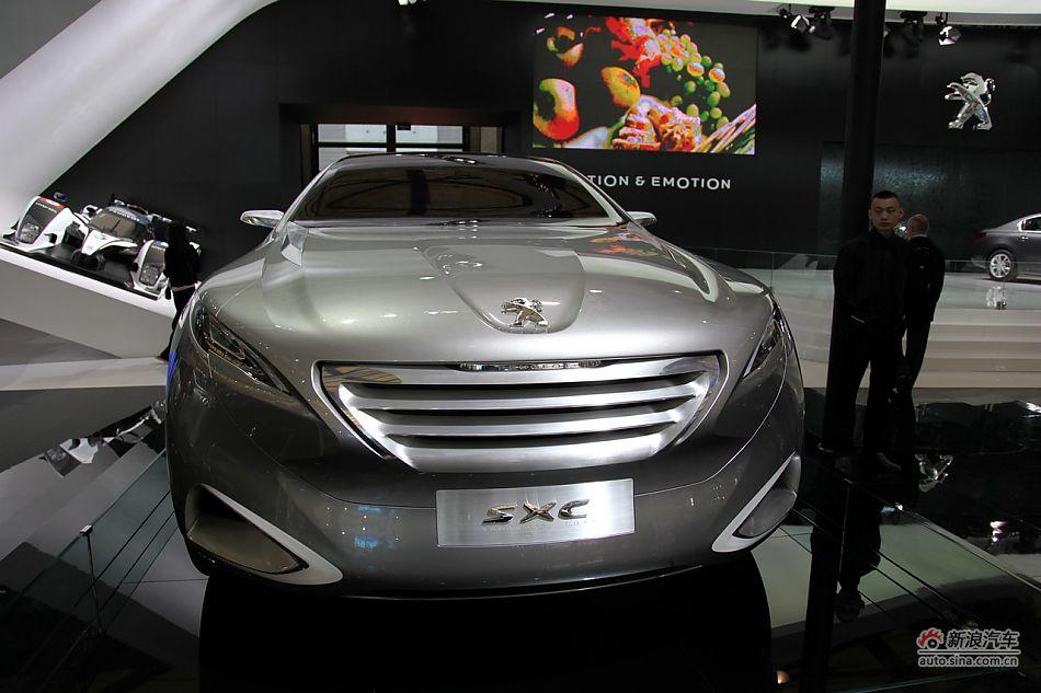 标致SXC概念车