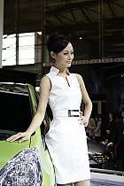 广汽集团1号模特