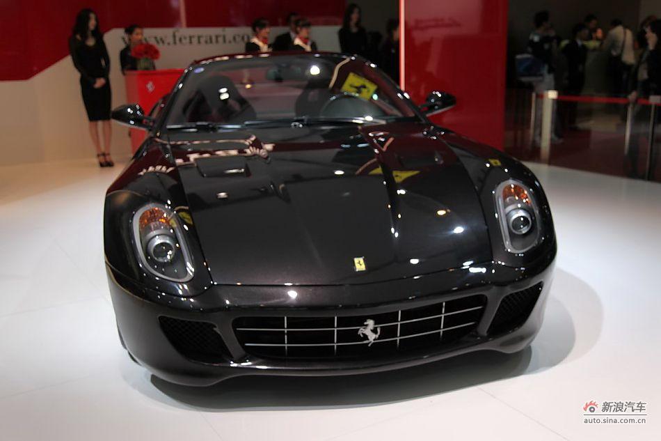 法拉利599GTB