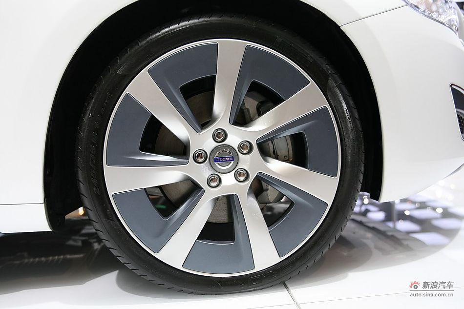 沃尔沃V60插电式混合动力车