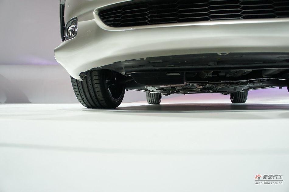 雪铁龙DS5概念车