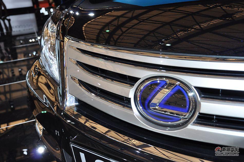 雷克萨斯ls600混合动力 雷克萨斯ls600混合动力车展图图片高清图片