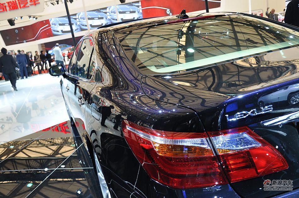 雷克萨斯ls600混合动力 ls600h车展图图片5220255 汽车图高清图片