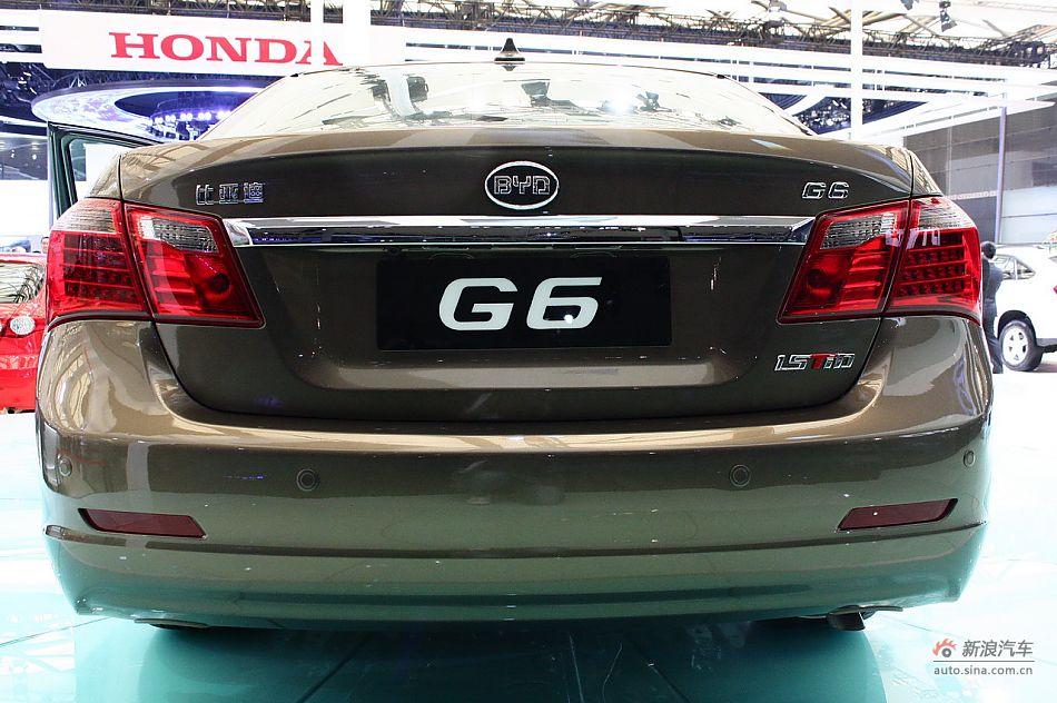比亚迪G6