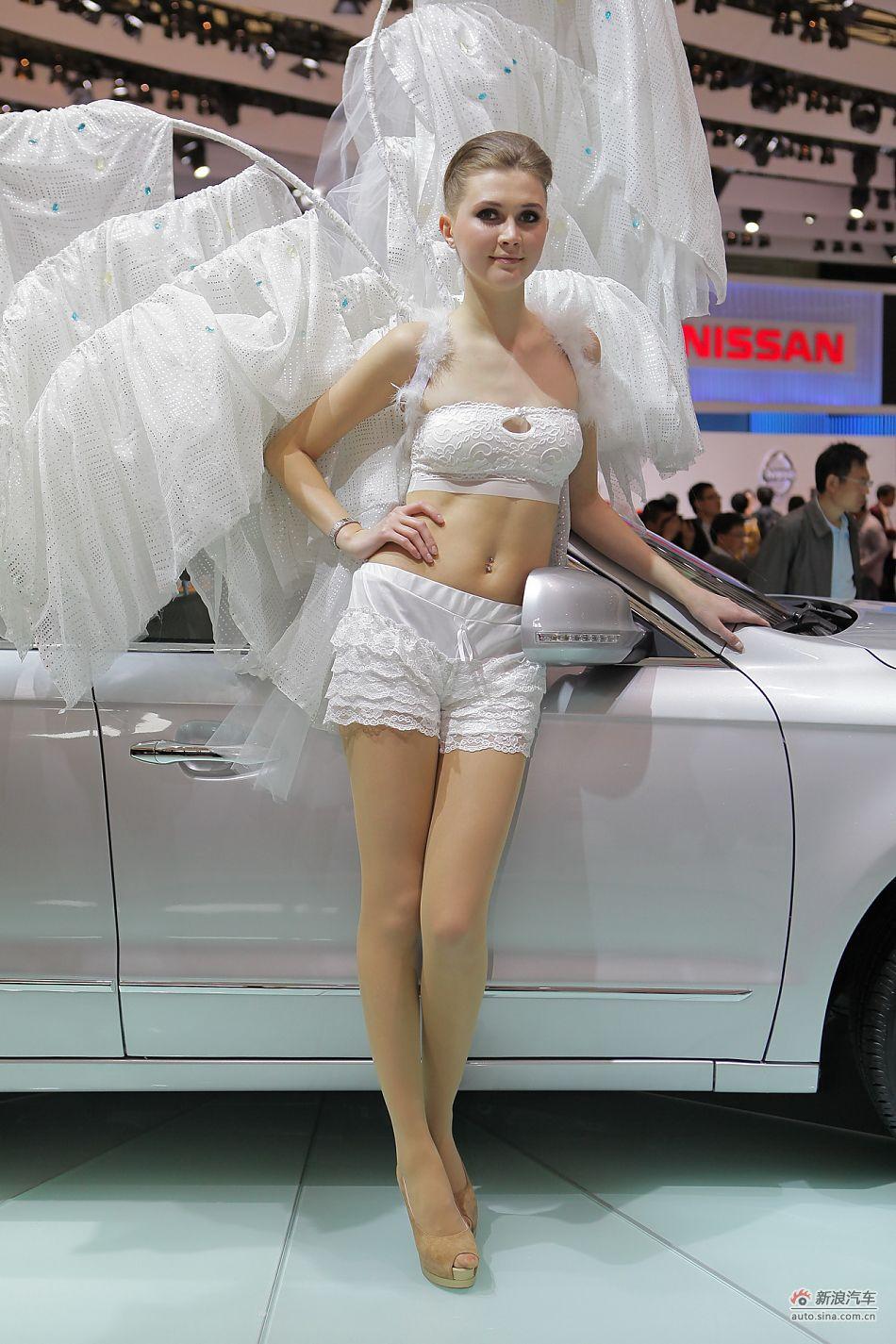 长城汽车3号模特