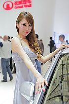 长城汽车4号模特