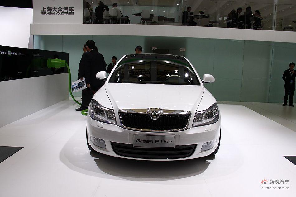 明锐电动概念车