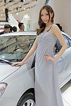 长城汽车5号模特