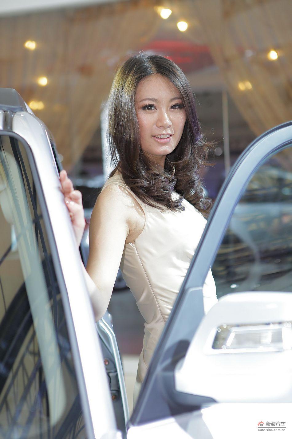 长城汽车8号模特