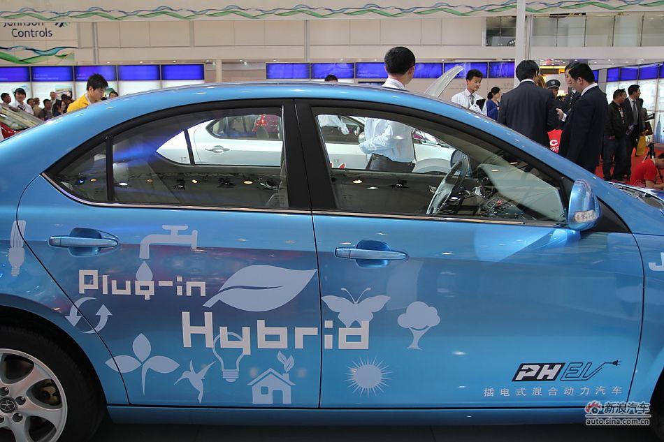 江淮和悦电动车 和悦 电动车展图图片5247244高清图片