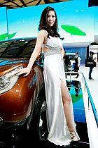 吉利汽车6号模特