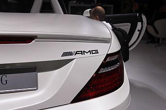 奔驰SLK55 AMG