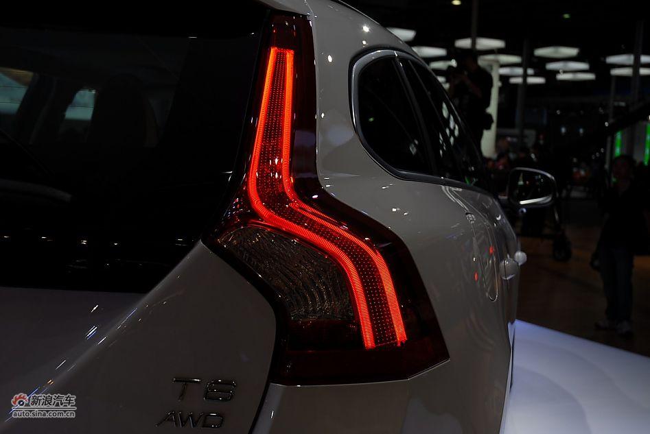 全新沃尔沃V60旅行车