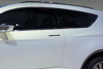 西雅特IBX概念车