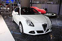 2011款阿尔法-罗米欧Giulietta