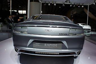 2010款阿斯顿马丁Rapide