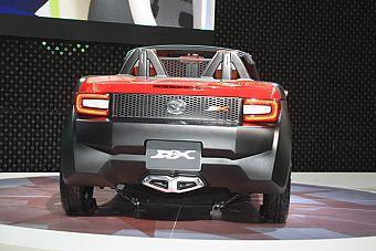 大发D-X概念车