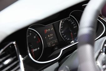 奥迪RS4旅行版
