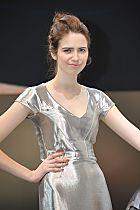 玛莎拉蒂展台4号模特