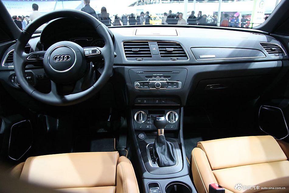 奥迪 奥迪q3  图片说明:2012年4月25日至5月2日,第十二届北京国际汽车图片