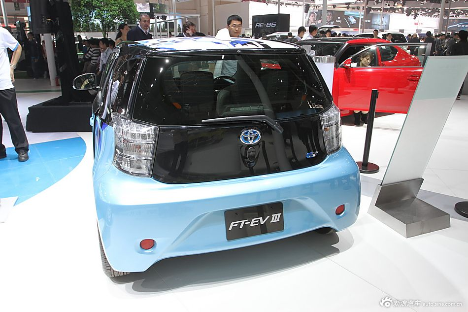 丰田FT-EV III-概念车