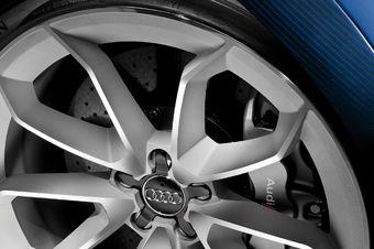 奥迪RS Q3概念车